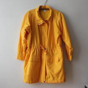 Vintage Yellow Coat Made in England